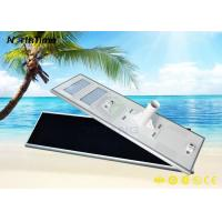 Big Power 120W Waterproof Solar Panel Street Lights Energy Efficient Street Lighting Manufactures