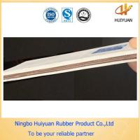 White Rubber Conveyor Belt for conveying sugar (food grade EP100-EP500) Manufactures