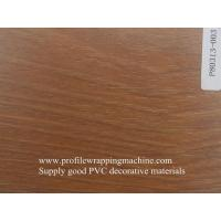 hot and cold laminate roll wood grain for furniture Manufactures