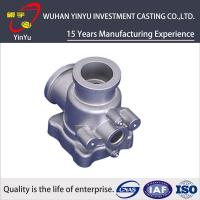 CF-8 304 SS Precision Casting Parts , 304 Stainless Steel Pipe Fittings Anti - Wear Manufactures
