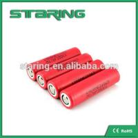 China supplier rechargeable  LGDBHE2 18650 2500mAh 3.7V battery  for energizer lithium Manufactures