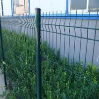 Decorative Green RAL6005 Weld Wire Mesh Fencing Electric Galvanized For Public Manufactures