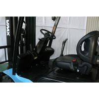 China Four Wheel Battery Powered Lift Trucks , Explosive Proof Electric Counterbalance Truck on sale