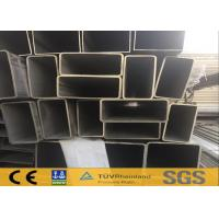 China Industry 1.5 Inch Square Steel Tubing / Black Structural Steel Square Tubing on sale