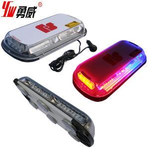 super bright ambulance led mini warning lightbars Manufactures