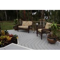 Strand-woven Bamboo Outdoor Decking Manufactures