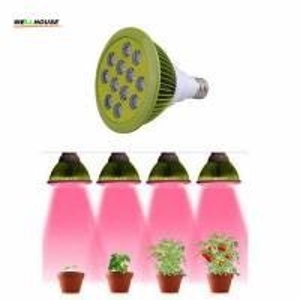 China 24w Led Grow light Bulb E27 AC85-265V Miracle Grow Plant growing Lamp Light for Hydropoics Organic Mini Greenhouse on sale