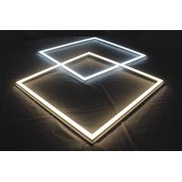 PC And Aluminum 60x60cm LED Panel Lights For Decoration 36 W / 42 W 6000K Manufactures