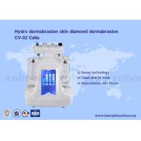 Diamond head replacement skin hydro microdermabrasion facial machine for skin peeling Manufactures