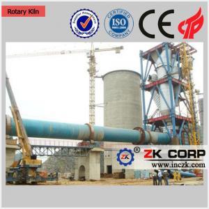 Good Service  Rotary Kiln Zinc Oxide Kiln With ISO,CE Approval