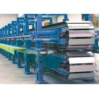China Rock Wool Sandwich Wall Panel Roll Forming Production Line / Machine on sale