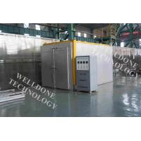 Gas Heating Tray Drying Oven 50 - 140℃ Drying Temperature SUS304 Material Manufactures