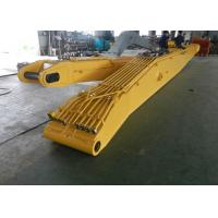 Q345B Komatsu Excavator Attachments Front End Durable For Construction Sites Manufactures