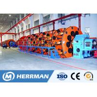 400~630mm Bobbin Size Cable Stranding Machine Planetary Steel Wire Armouring Machine Manufactures