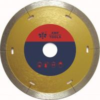Continuous 14  Diamond Concrete Saw Blade With Laser Cut    Granite  Cutting Manufactures