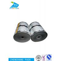 Compound Metalized Laminated Packaging Film For Making Milk And Ice Bag Manufactures