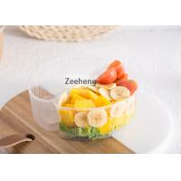 11 Inch Disposable Divided Plastic Plates Multiple Style Availability Can Microwave Manufactures