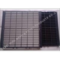 SS 304 / 316 Solid Control Shaker Screen For MI Swaco MD 2 / MD 3 Shale Shaker