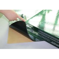 Thermal Insulation Material Car Heat Insulation Mat One Side Adhesive 45 - 55 kg/m³