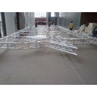 Silver 50x3mm Tube  5M  Diameter  Aluminum Stage Lighting Truss  System  Can Be Choose For  Different Kinds Of Events Manufactures