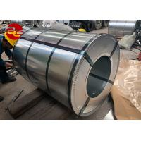 Building Materials Galvanized Steel Roll 0.18mm-3mm Thickness SGS Approval Manufactures