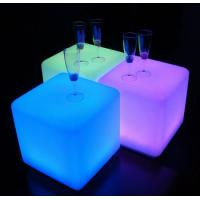 China color changing led sofa for sales on sale