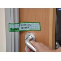Custom Anti fake Label Tamper Proof Tag For Access Control Management Manufactures