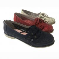 Women genuine leather shoes lady fashion comfortable shoes Manufactures