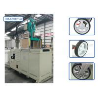 China Vertical PVC Injection Moulding Machine With 2 Stations CE Certificate on sale