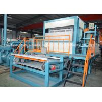 Waste paper pulp molding egg tray molding machine manufacturer Manufactures