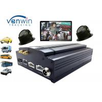Military Use High End 8CH HDD Vehicle Mobile Car Video Recorder 4G Wi-Fi GPS DVR Manufactures