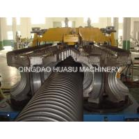 UPVC Double Wall Corrugated Pipe Machinery Manufactures