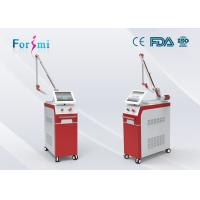 China Q-switch Pulsed output yag laser marking machine laser tattoo removal equipment on sale