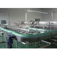 Durable Carbonated Soft Drink MachineProduction Line For Two / Three - Piece Cans Manufactures