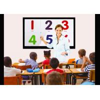 Quality Custom 86 Inch Interactive Screens For Education Intelligent Screen Protection Function for sale
