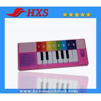 Quality China Export Electronic Plastic Musical Electronic Toy In Piano Shape for sale