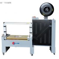 Fully Automatic Strapping Machine , Low Noise Automatic Box Strapping Machine Manufactures