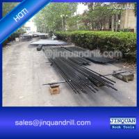 China atlas copco mining hex22 tapered drill rod on sale