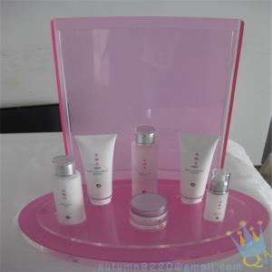 China large pink makeup organizer on sale