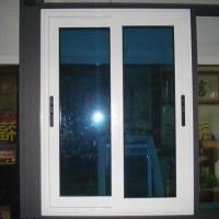 70 Series Thermal Break Sliding Window, 1.4mm Aluminum, Good Heat Insulation and Air Tightness Manufactures