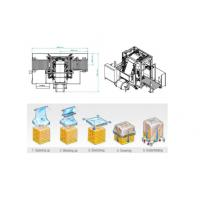 Auto Pallet Stretch Film Wrapping Machine With Hydraulic Stretching System Manufactures