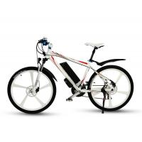 Womens 250w Electric City Bike With Aluminum Alloy Frame Material Manufactures