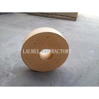 Round Fire Clay Brick with Good Thermal Shock Resistance for Pizza Oven Manufactures