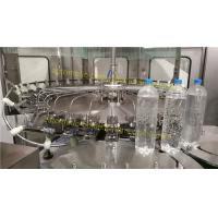 China Automatic Soda Bottle Filling Machine , Energy Drink Manufacturing Equipment on sale