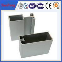 Great ! Commercial aluminum glass door frame for office partition Manufactures