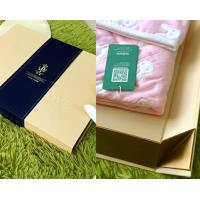 Home Textile Set Custom Printed Paper Boxes / Packaging Design Box Manufactures