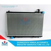 Aluminum Custom Car Radiator For NISSAN INFINITI ' 03-05 FX35 MT OEM 21410-CG000/CG900 Manufactures