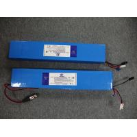 Lithium Polymer Battery for E-Bike / Golf Cart L756078-6S18P 72ah Manufactures