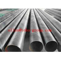 TOBO STEEL Group  Thick Wall Stainless Steel Pipe SS Seamless Tube TP304/304L , TP316/316L Manufactures