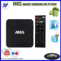 M8S android 4.4 TV box,Google TV Box Manufactures